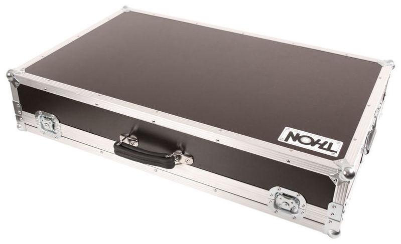 Кейс для гитарных эффектов и кабинетов Thon Effect Pedal Case Medium кейс для диджейского оборудования thon dj cd custom case dock