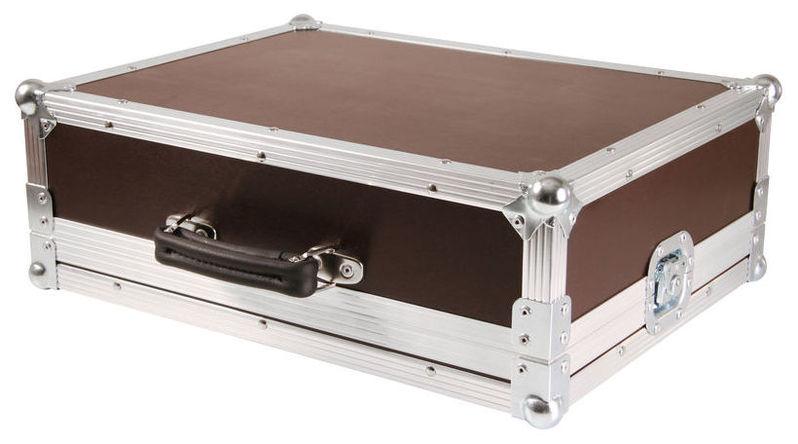 Кейс для гитарных эффектов и кабинетов Thon Effect Pedal Case X-Small кейс для гитарных эффектов и кабинетов thon custom pedal case