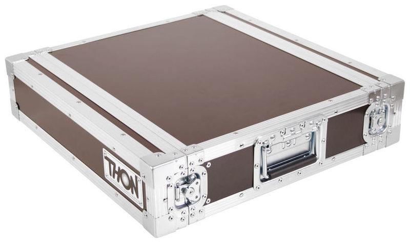 Рэковый шкаф и кейс Thon Rack 2U Live 45 кейс для диджейского оборудования thon dj cd custom case dock