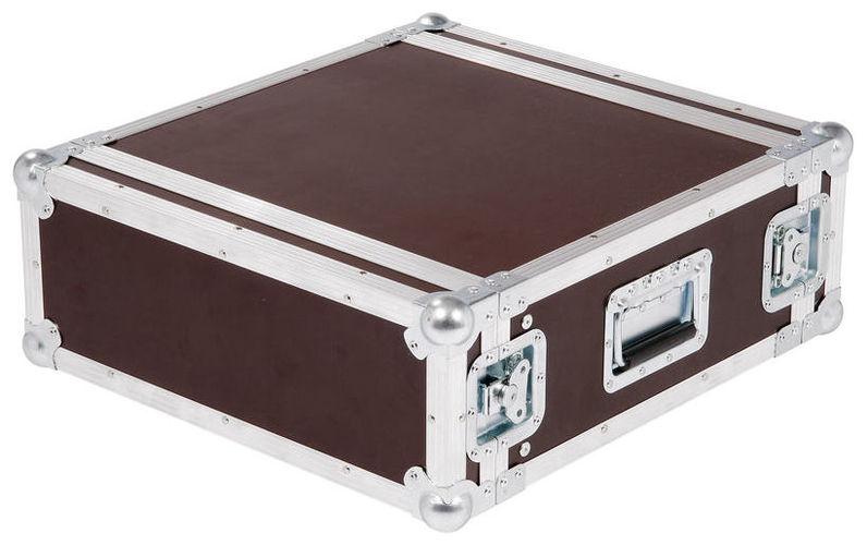 Рэковый шкаф и кейс Thon Rack 4U Live 45 кейс для диджейского оборудования thon dj cd custom case dock