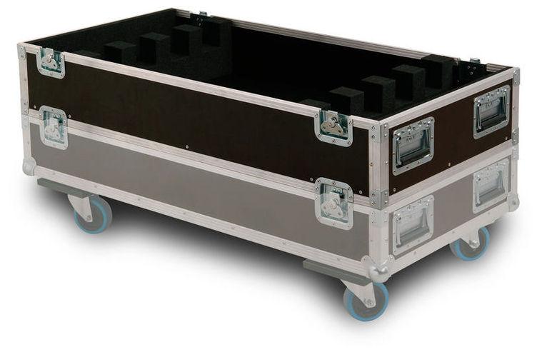Кейс для светового оборудования Thon Extens Case 4x Showbar Tri LED кейс для светового оборудования thon case adj mega bar tri