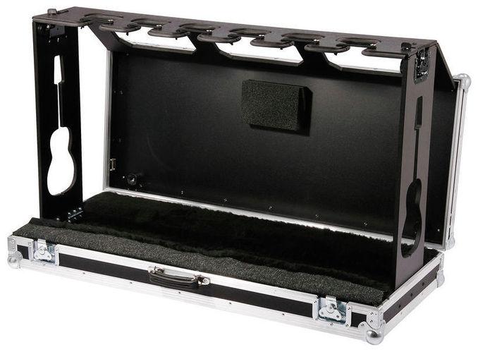 Кейс для гитары Thon Gitarrenständer Case DeLuxe кейс для диджейского оборудования thon dj cd custom case dock