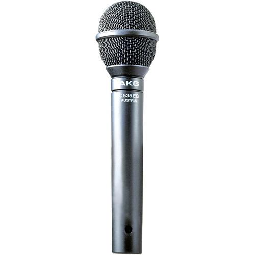 Конденсаторный микрофон AKG C535EB II akg k323xsiblk
