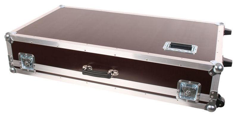 Кейс для клавишных инструментов Thon Keyboard Case sp.76 Wheel Wood цена и фото
