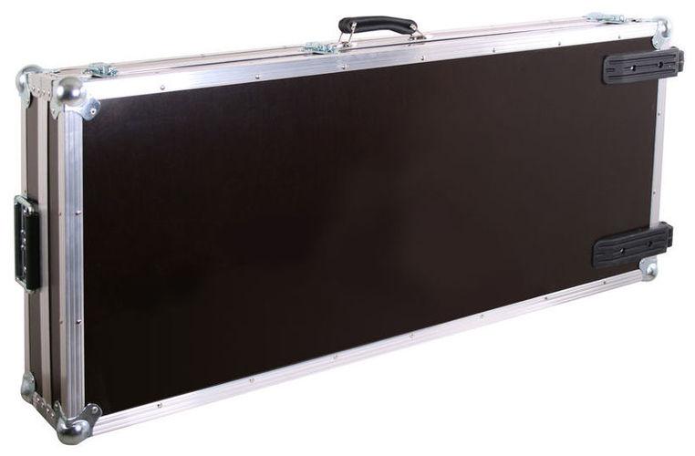 Кейс для клавишных инструментов Thon Custom Key Case Wheels Wood II кейс для диджейского оборудования thon cd case economy ii 66