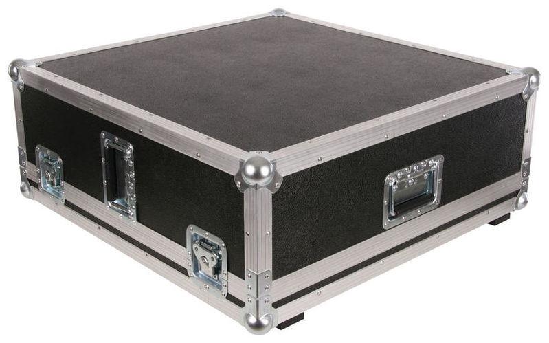 Кейс для микшерных пультов Thon Live Roadcase A&H Qu-24 кейс для диджейского оборудования thon dj cd custom case dock