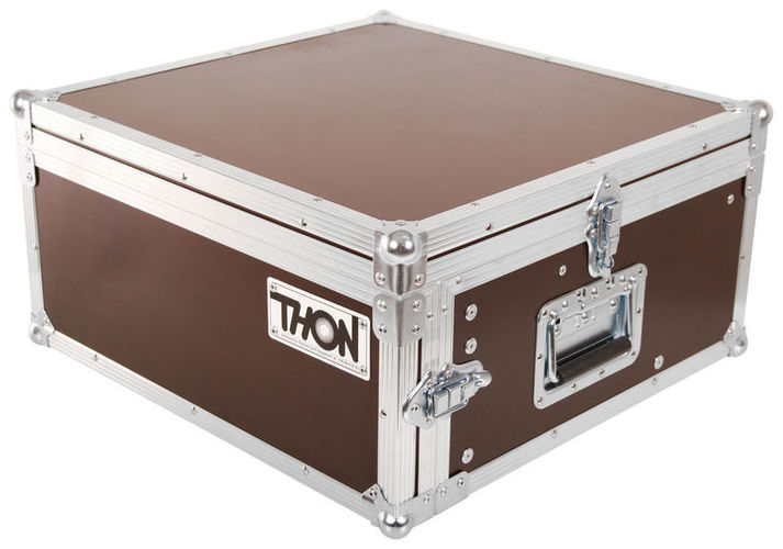 Рэковый шкаф и кейс Thon L-Rack 4U Eco 43 Tilt Mounts кейс для диджейского оборудования thon dj cd custom case dock
