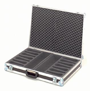 Кейс для студийного оборудования Thon Microphone Flight Case 14 кейс для студийного оборудования thon case boss br 1200 cd
