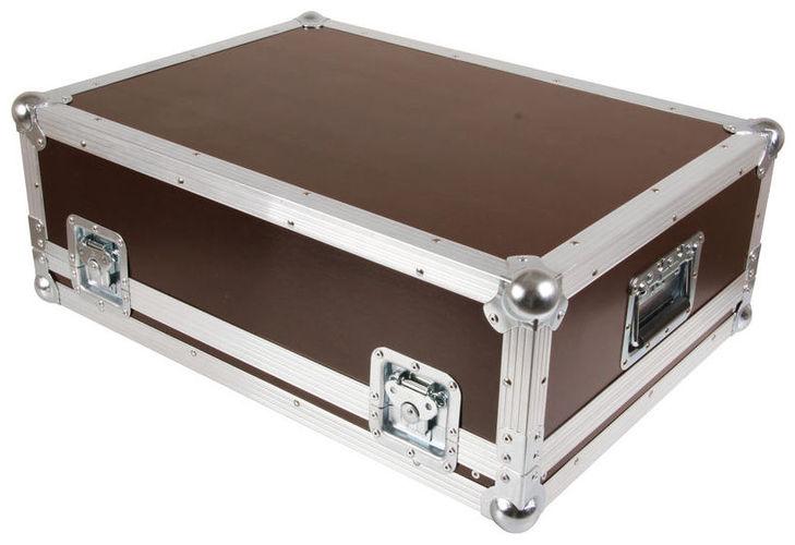 Кейс для микшерных пультов Thon Mixer Case A&H Qu-16 кейс для диджейского оборудования thon dj cd custom case dock