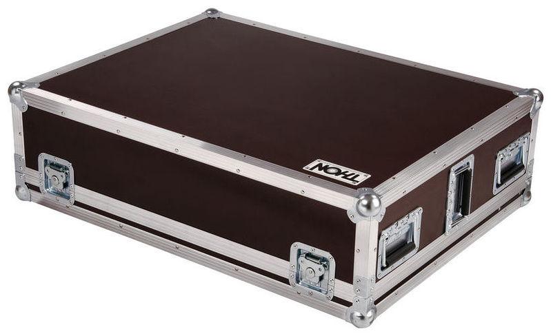 Кейс для микшерных пультов Thon Mixer Case A&H Qu-32 кейс для диджейского оборудования thon dj cd custom case dock