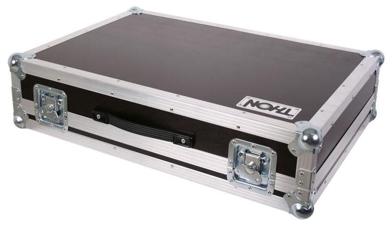 Кейс для микшерных пультов Thon Mixer Case Allen&Heath ZED-R16 кейс для диджейского оборудования thon dj cd custom case dock