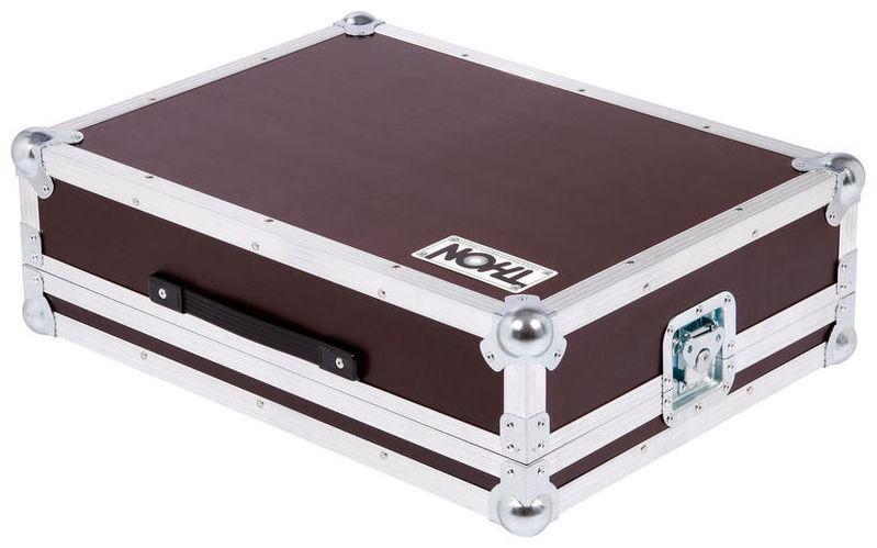 Кейс для микшерных пультов Thon Mixer Case Mackie CFX-16 MKII кейс для диджейского оборудования thon case technics 1210 1210 mkii