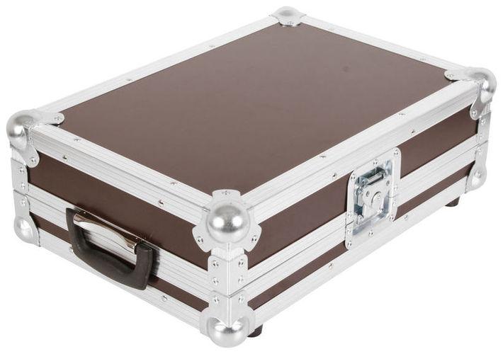 Кейс для микшерных пультов Thon Mixercase Mackie DL кейс для диджейского оборудования thon dj cd custom case dock