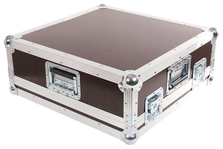Кейс для звукового оборудования Thon Mixer Case Powermate 1000-3 кейс для диджейского оборудования thon mixer case behringer ddm 4000