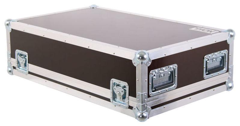 Кейс для микшерных пультов Thon Mixer Case Soundcraft LX7 II24 кейс для диджейского оборудования thon dj cd custom case dock