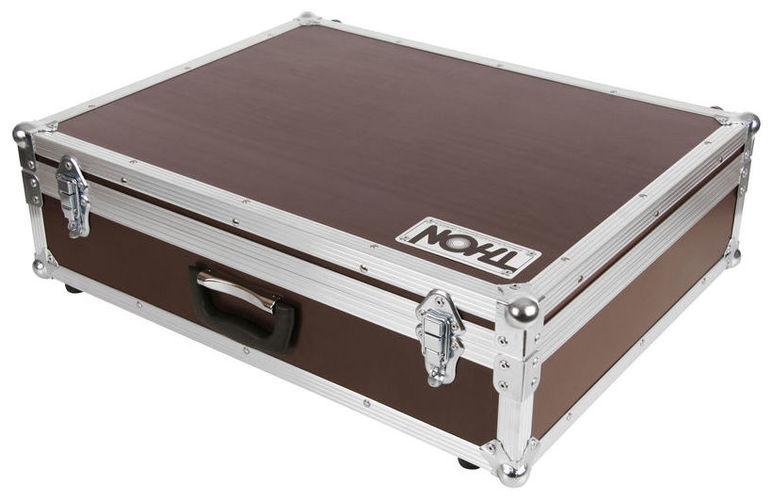 Кейс для микшерных пультов Thon Mixercase Yamaha MG-16/20 XU кейс для диджейского оборудования thon dj cd custom case dock