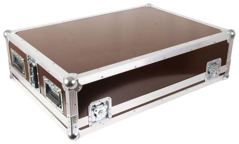 Кейс для микшерных пультов Thon Mixercase Yamaha MGP-24X кейс для диджейского оборудования thon dj cd custom case dock