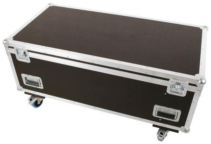 Кейс для светового оборудования Thon Multiflex Flat PAR Case 120 кейс для светового оборудования thon case adj mega bar tri