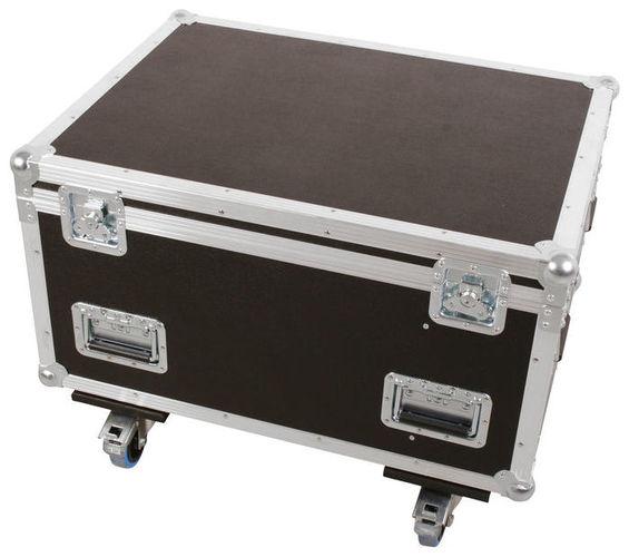 Кейс для светового оборудования Thon Multiflex Flat PAR Case 80 кейс для светового оборудования thon case adj mega bar tri