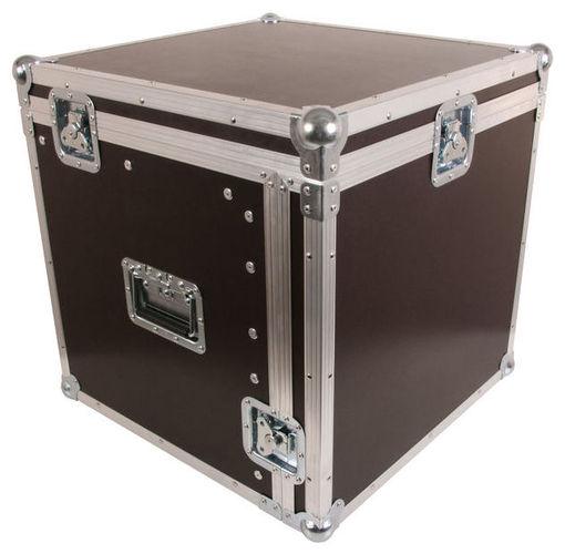 Рэковый шкаф и кейс Thon L-Rack 10U Service Hatch кейс для диджейского оборудования thon dj cd custom case dock