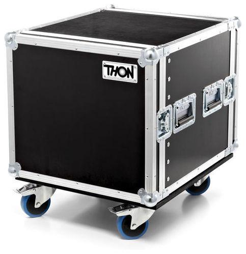 Рэковый шкаф и кейс Thon Rack 10U Live 50 Wheels кейс для диджейского оборудования thon dj cd custom case dock