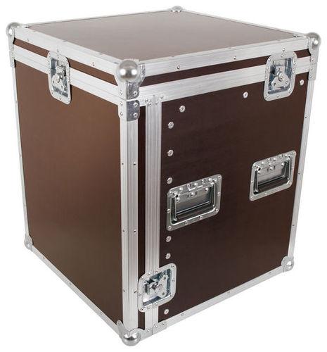 Рэковый шкаф и кейс Thon L-Rack 12U 45 Service Hatch кейс для диджейского оборудования thon dj cd custom case dock