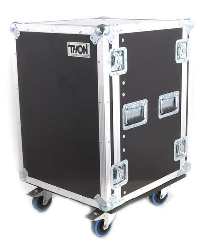 Рэковый шкаф и кейс Thon Rack 15U Profi 45 Wheels sa25 45 45 25mmthrough hole focus rack
