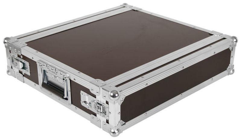 Рэковый шкаф и кейс Thon Rack 2U Live 50 кейс для диджейского оборудования thon dj cd custom case dock