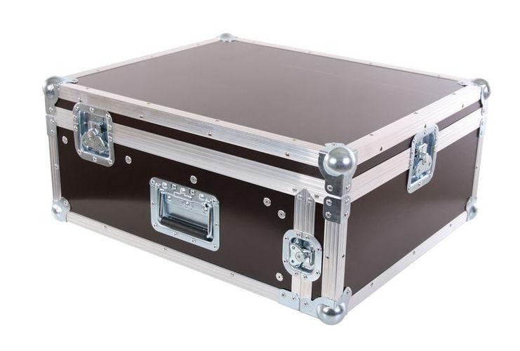 Рэковый шкаф и кейс Thon L-Rack 4U 55 Service Hatch рама и стойка для электронной установки roland mds 4v drum rack