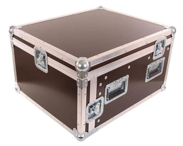 Рэковый шкаф и кейс Thon L-Rack 6HE 55 Service Hatch кейс для диджейского оборудования thon dj cd custom case dock