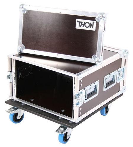 Рэковый шкаф и кейс Thon Rack 6U Live 50 Wheels кейс для диджейского оборудования thon dj cd custom case dock