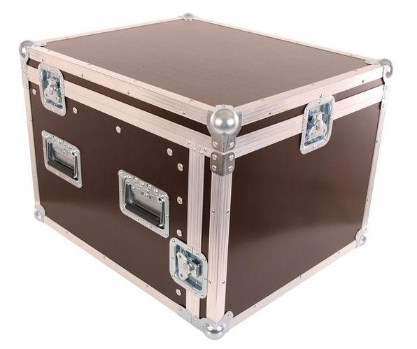 Рэковый шкаф и кейс Thon L-Rack 8U 55 Service Hatch кейс для диджейского оборудования thon dj cd custom case dock