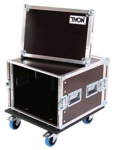 Рэковый шкаф и кейс Thon Rack 8U Live 50 With Wheels кейс для диджейского оборудования thon dj cd custom case dock