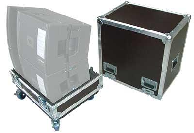 Кейс для звукового оборудования Thon Roadcase 2x JBL VRX932LA 2x neck