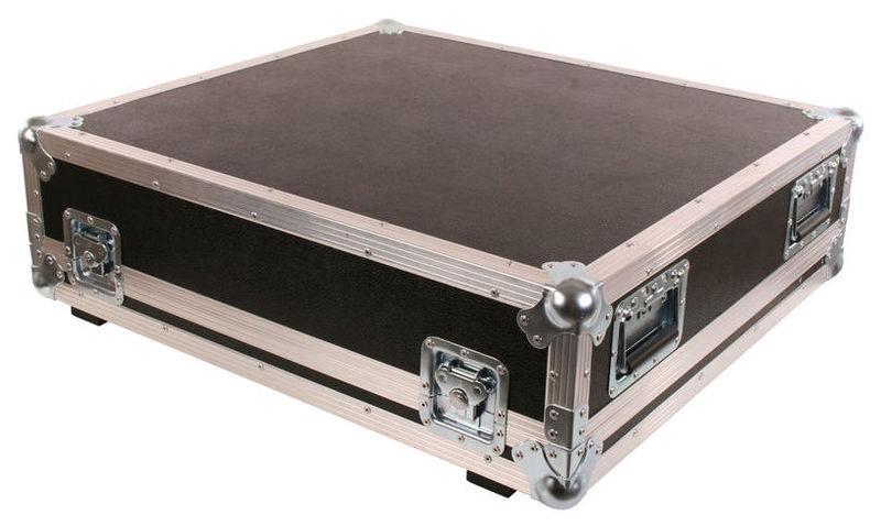 Кейс для микшерных пультов Thon Roadcase Si C24+4 / SiEx2 кейс для диджейского оборудования thon dj cd custom case dock