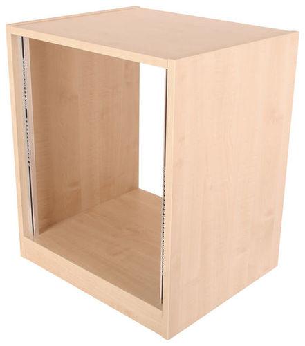 Рэковый шкаф и кейс Thon Studio Rack 12U Maple кейс для диджейского оборудования thon dj cd custom case dock