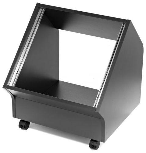 Рэковый шкаф и кейс Thon Studio Side Rack 10U Graphit рама и стойка для электронной установки roland mds 4v drum rack