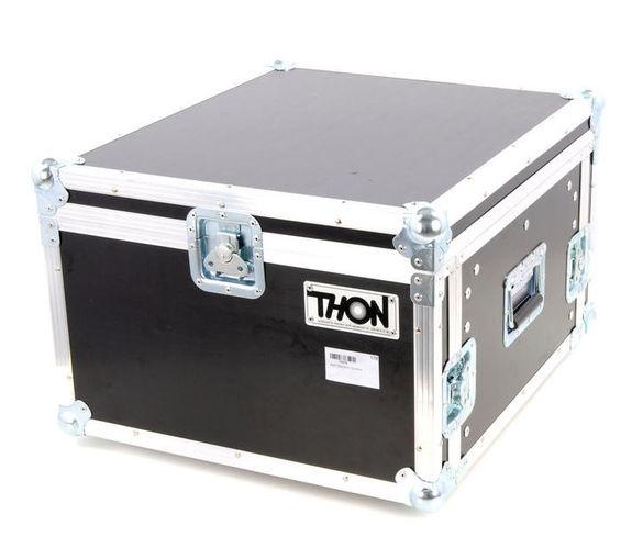 Рэковый шкаф и кейс Thon Triple Door Live Rack 8U 45 Black рама и стойка для электронной установки roland mds 4v drum rack
