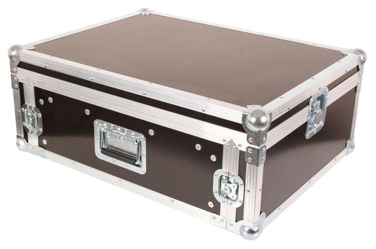 Рэковый шкаф и кейс Thon Triple Door Rack 4U 55 кейс для диджейского оборудования thon dj cd custom case dock