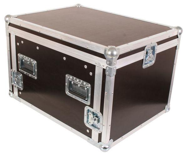 Рэковый шкаф и кейс Thon Triple Door Rack 8U 55 кейс для диджейского оборудования thon dj cd custom case dock