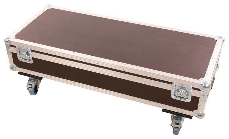 Кейс для светового оборудования Thon Case 4x ADJ Mega Bar TRI кейс для светового оборудования thon case adj mega bar tri