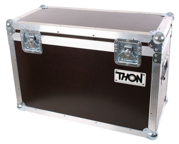 Кейс для светового оборудования Thon Case 2x Stairville MH-X25 LED кейс для диджейского оборудования thon dj cd custom case dock