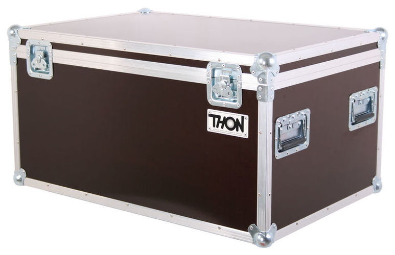 Кейс для светового оборудования Thon Case 6x LED PAR64 Short free shipping 2 lot 18x10w led par64 led par 64