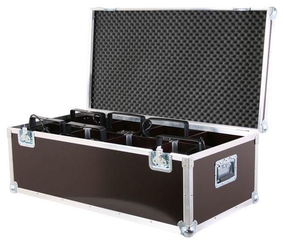 все цены на Кейс для светового оборудования Thon Case 8x LED PAR 56 Short онлайн