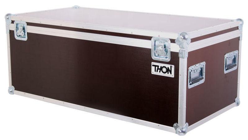 все цены на Кейс для светового оборудования Thon Case 8x LED PAR64 Short онлайн