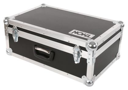 Кейс для студийного оборудования Thon Accessory Case 54x21x33 BK кейс для диджейского оборудования thon dj cd custom case dock