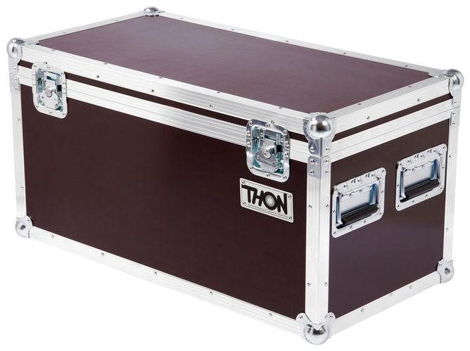 Кейс для студийного оборудования Thon Accessory Case 80x40x40 BR кейс для диджейского оборудования thon lp live case 80 bl