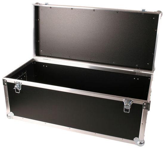 Кейс для студийного оборудования Thon Accessory Case 80x31x35 BK кейс для диджейского оборудования thon dj cd custom case dock