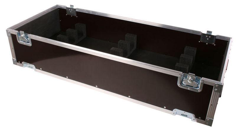 Кейс для светового оборудования Thon Exten. 4x LED Bar 252 RGB кейс для светового оборудования thon case adj mega bar tri