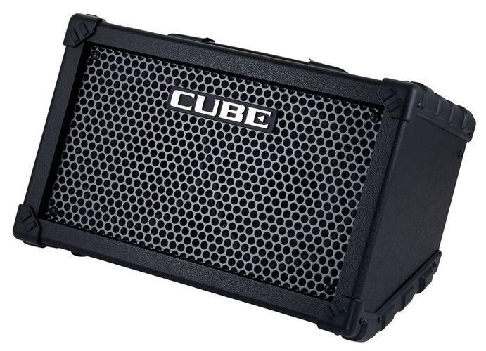 Комбо для гитары Roland Cube Street BK гитарный комбоусилитель roland cube st red